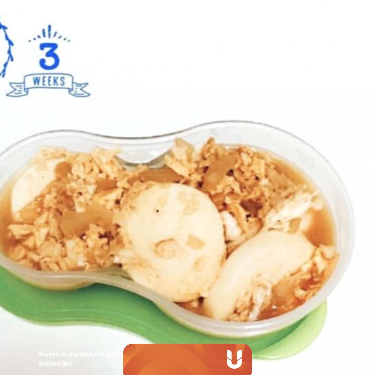 Resep Tofu Telur Saus Tiram Bye Bye Gtm Kumparan Com