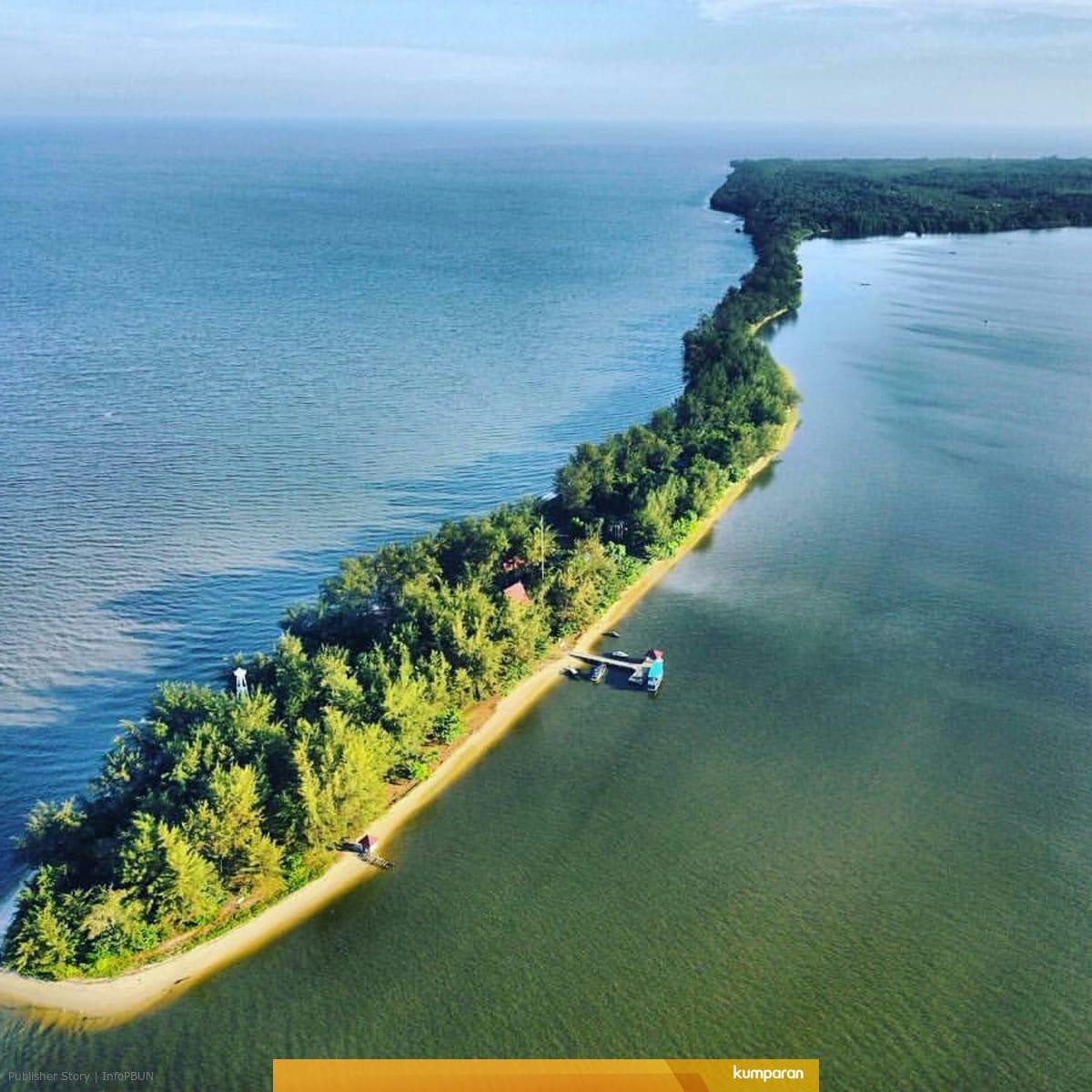 Foto: Taman Wisata Alam Tanjung Keluang - kumparan.com