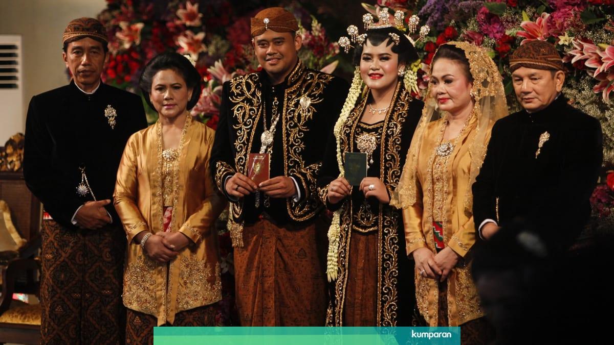 Menengok Ritual Pernikahan Adat Solo Ala Putri Jokowi - kumparan.com