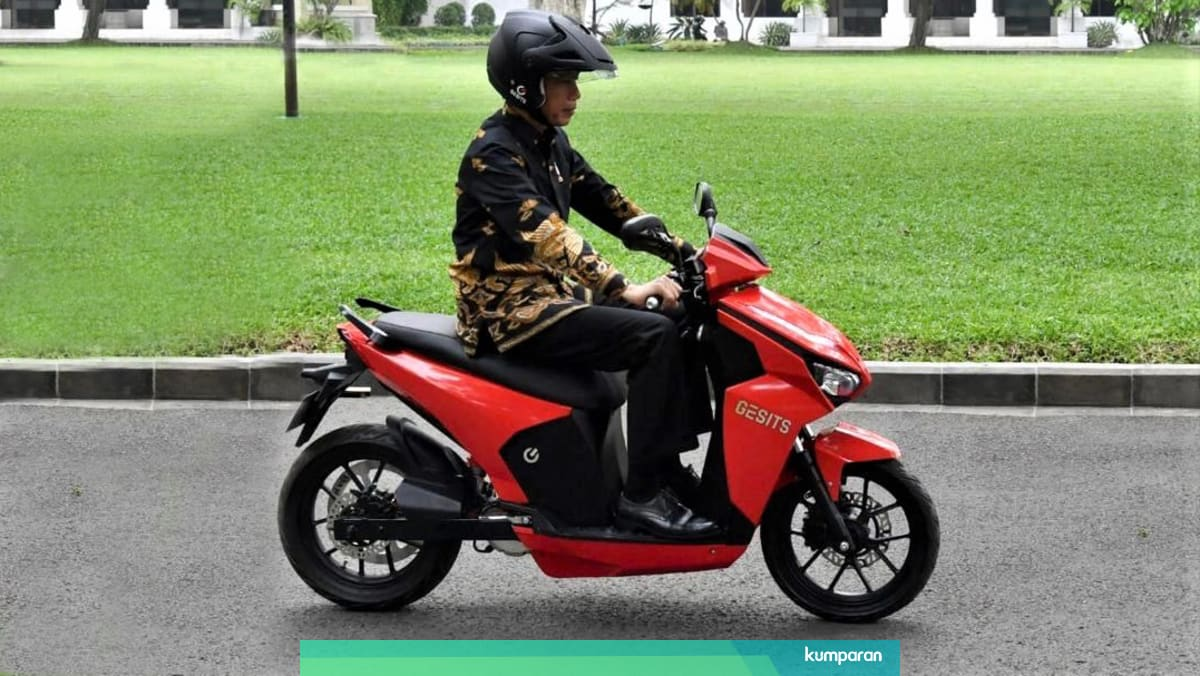 Daftar Harga Motor Listrik Di Indonesia Paling Murah Rp 8 Jutaan Kumparan Com