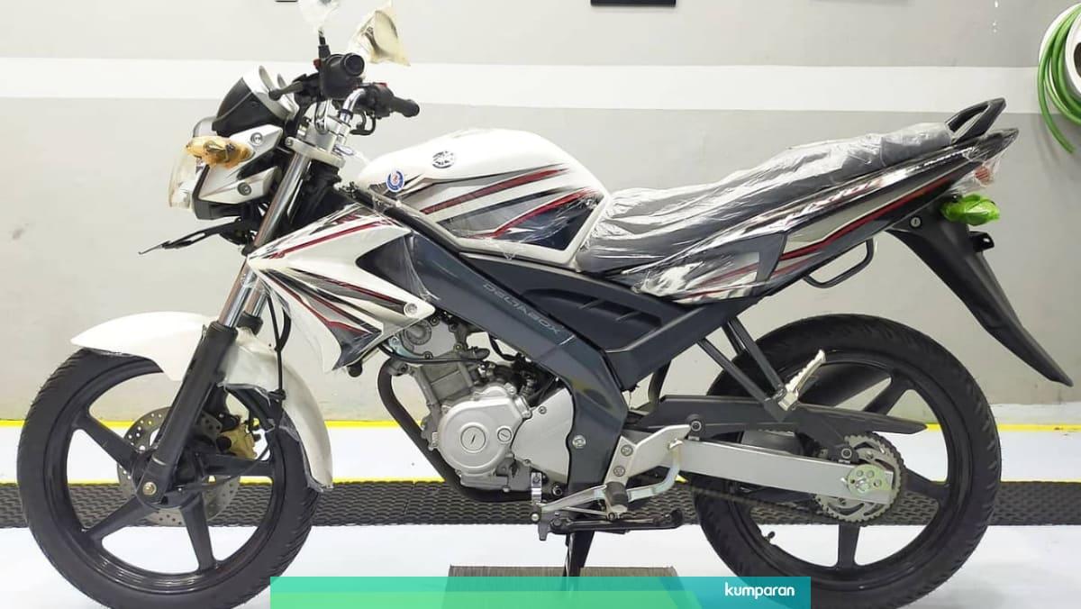 Yamaha V Ixion Perawan Tahun 2012 Dijual Rp 30 Juta Siapa Minat Kumparan Com