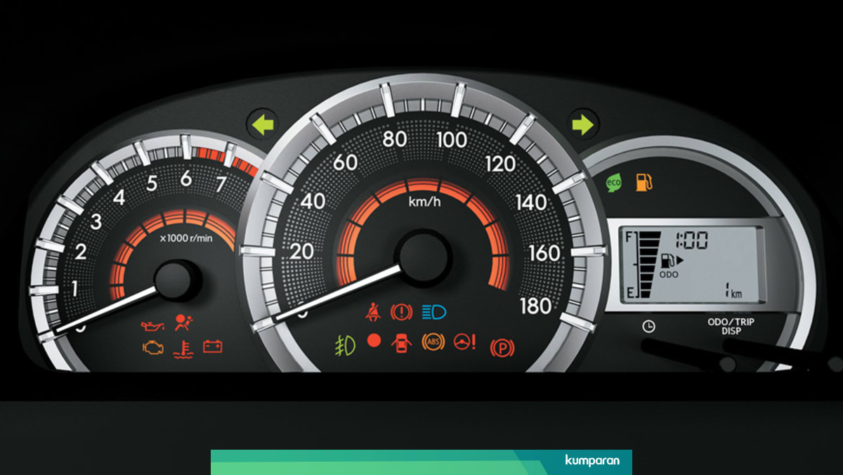 Pahami Indikator Suhu Mesin Digital Di Mobil Kekinian Kumparan Com