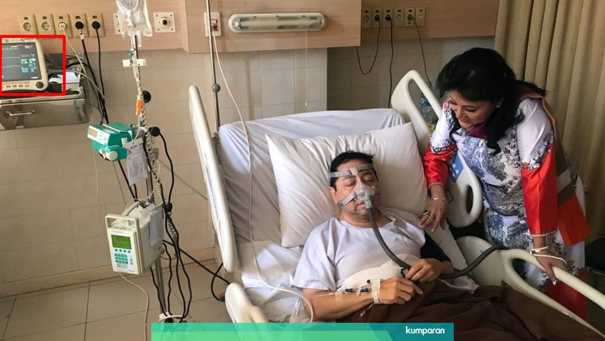 4 Kejanggalan Dalam Foto Setya Novanto Yang Sedang Dirawat Kumparan Com