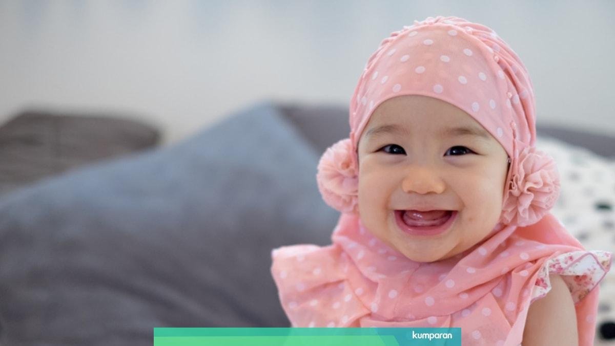 125 Nama Bayi Perempuan Islami Beserta Artinya 1 Kumparan Com
