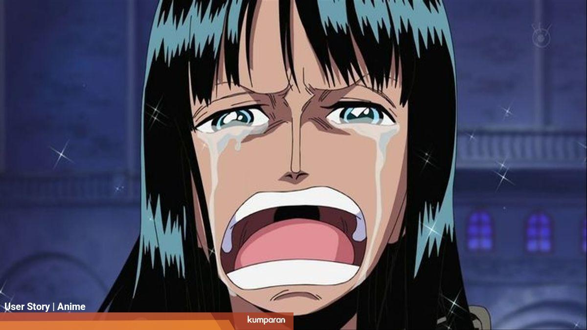 5 Karakter One Piece Dengan Masa Lalu Tragis Kumparan Com