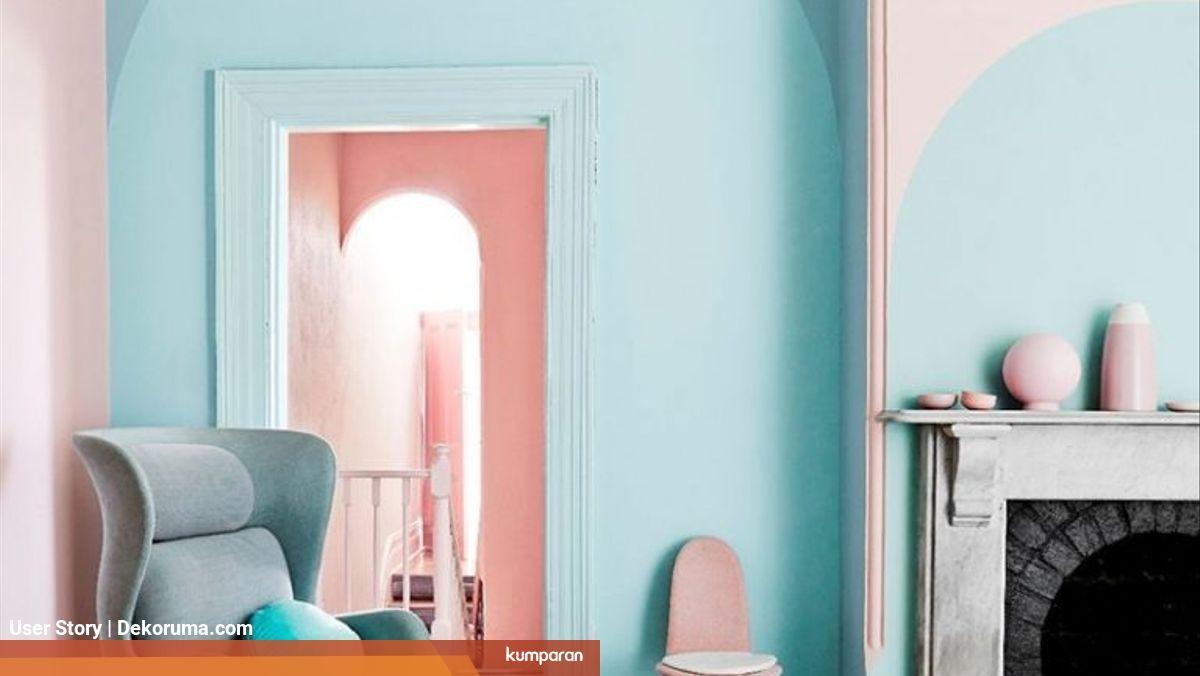 6 Perpaduan Warna Cat Rumah Untuk Kesan Artistik Nan Klasik Kumparan Com