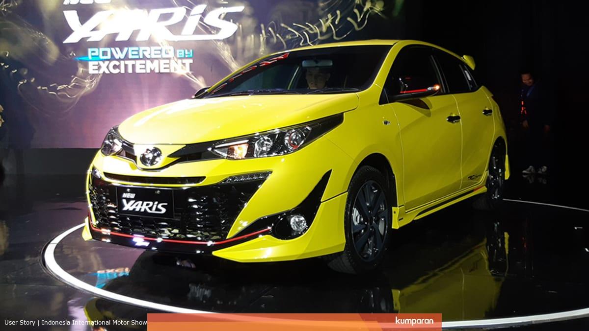 Kekurangan Harga Toyota Yaris Harga