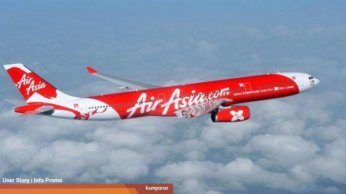 Info Promo Tiket Pesawat Air Asia Ke Singapura Hanya Rp 200 Ribuan Kumparan Com