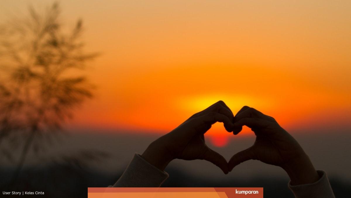 Cinta Butuh Logika Kumparan Com