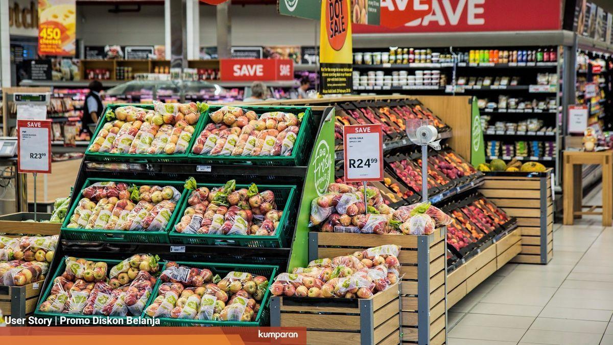 Belanja Bulanan Keluarga Ini 5 Katalog Promo Supermarket 8 11 Mei 2020 Kumparan Com