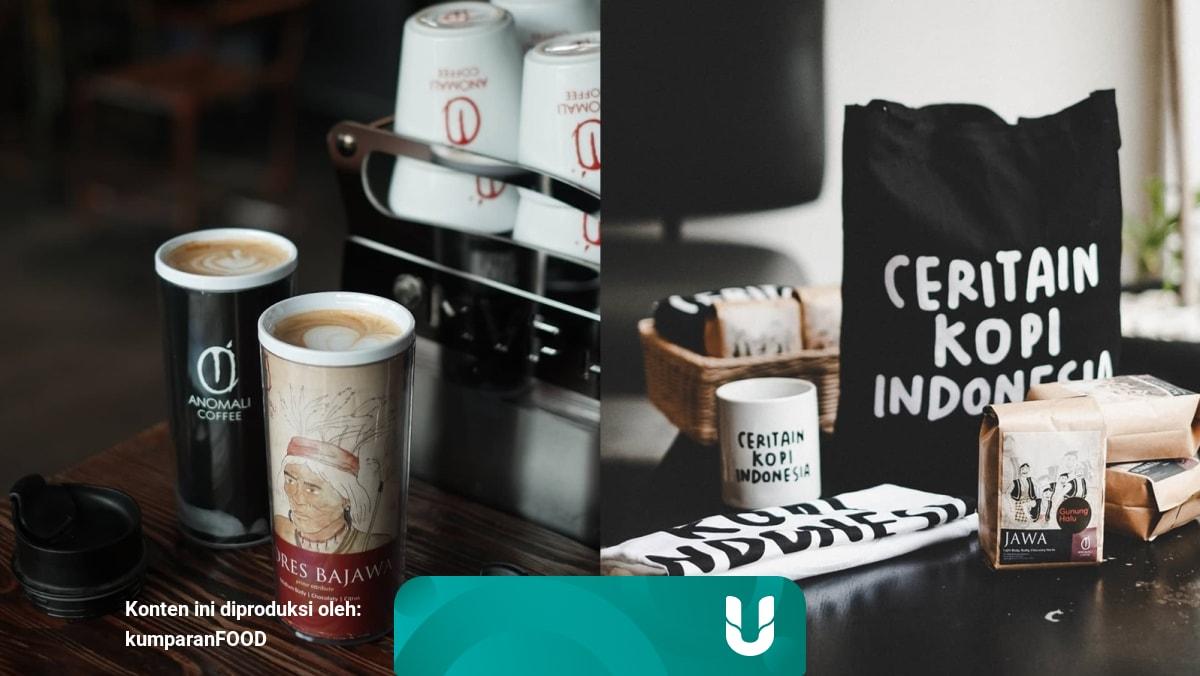 Seberapa Penting Peran Merchandise Di Coffee Shop Kumparan Com