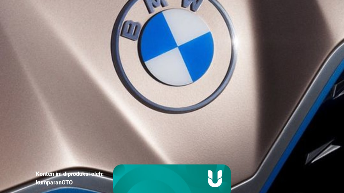 Bmw Kenalkan Desain Logo Terbarunya Seperti Ini Bentuknya Kumparan Com