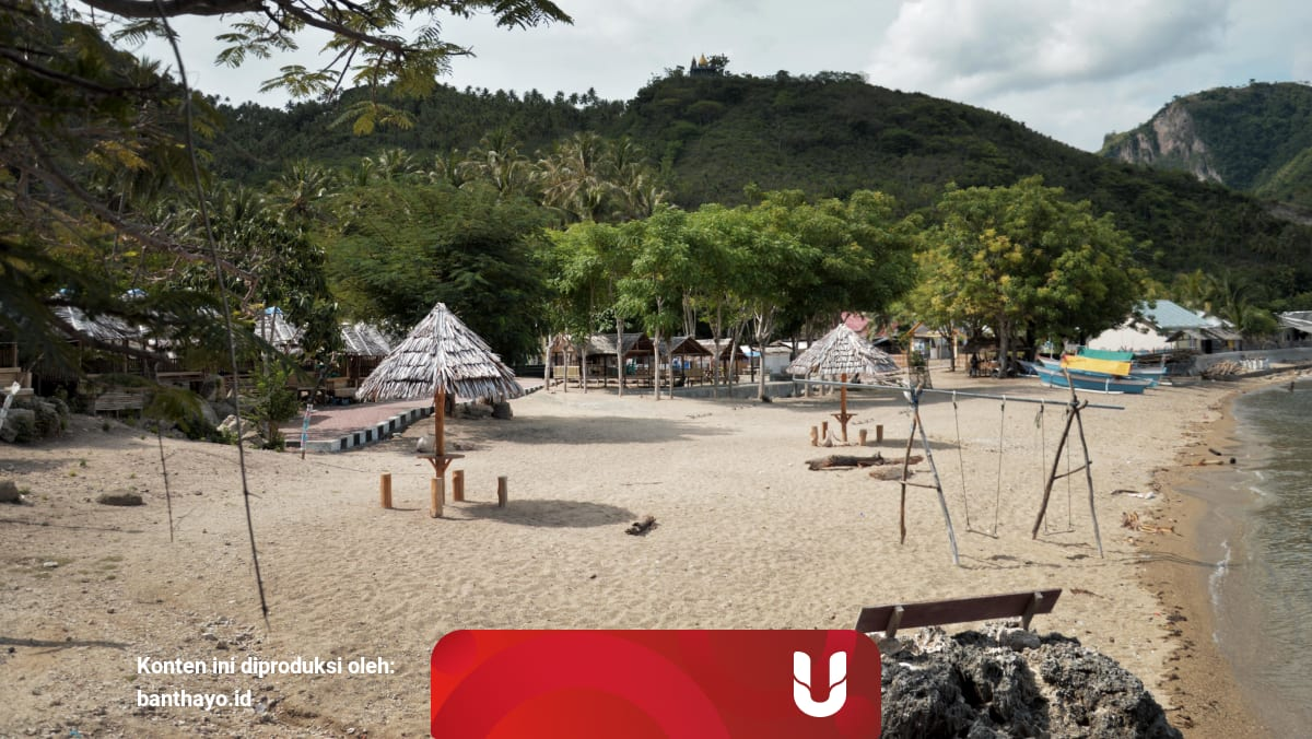 Pantai Dulanga Objek Wisata Pasir Putih Di Gorontalo Kumparan Com
