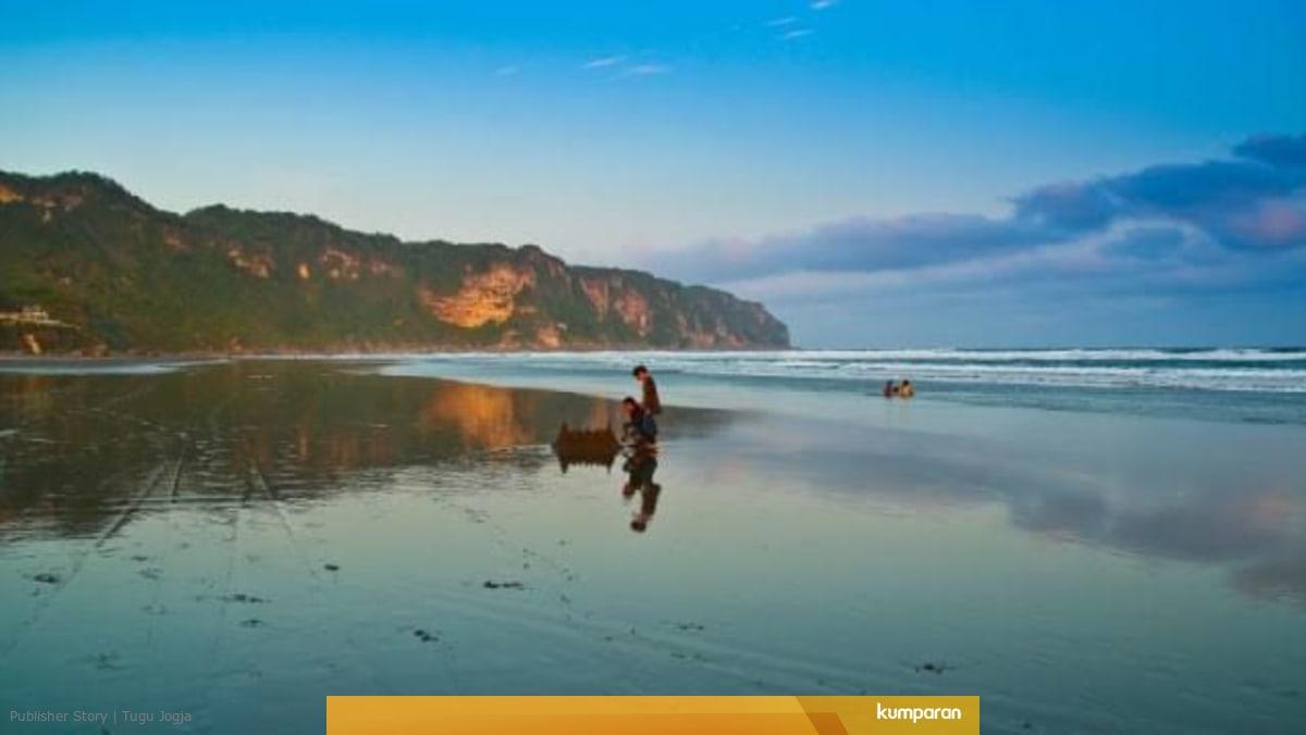 Pemda Diy Akan Bangun Kek Pariwisata Di Pantai Bantul Dan Gunungkidul Kumparan Com