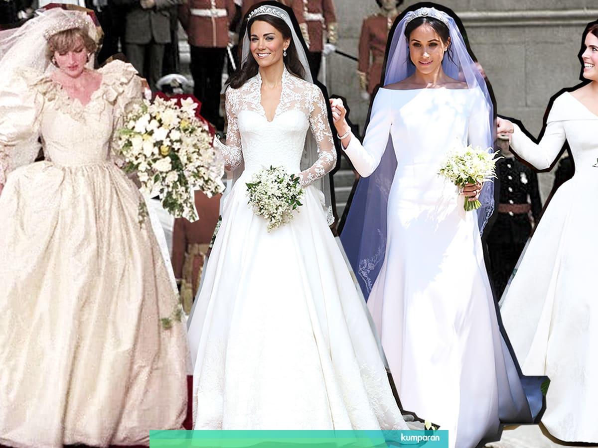 Asal Usul Tradisi Baju Pengantin Berwarna Putih - kumparan.com
