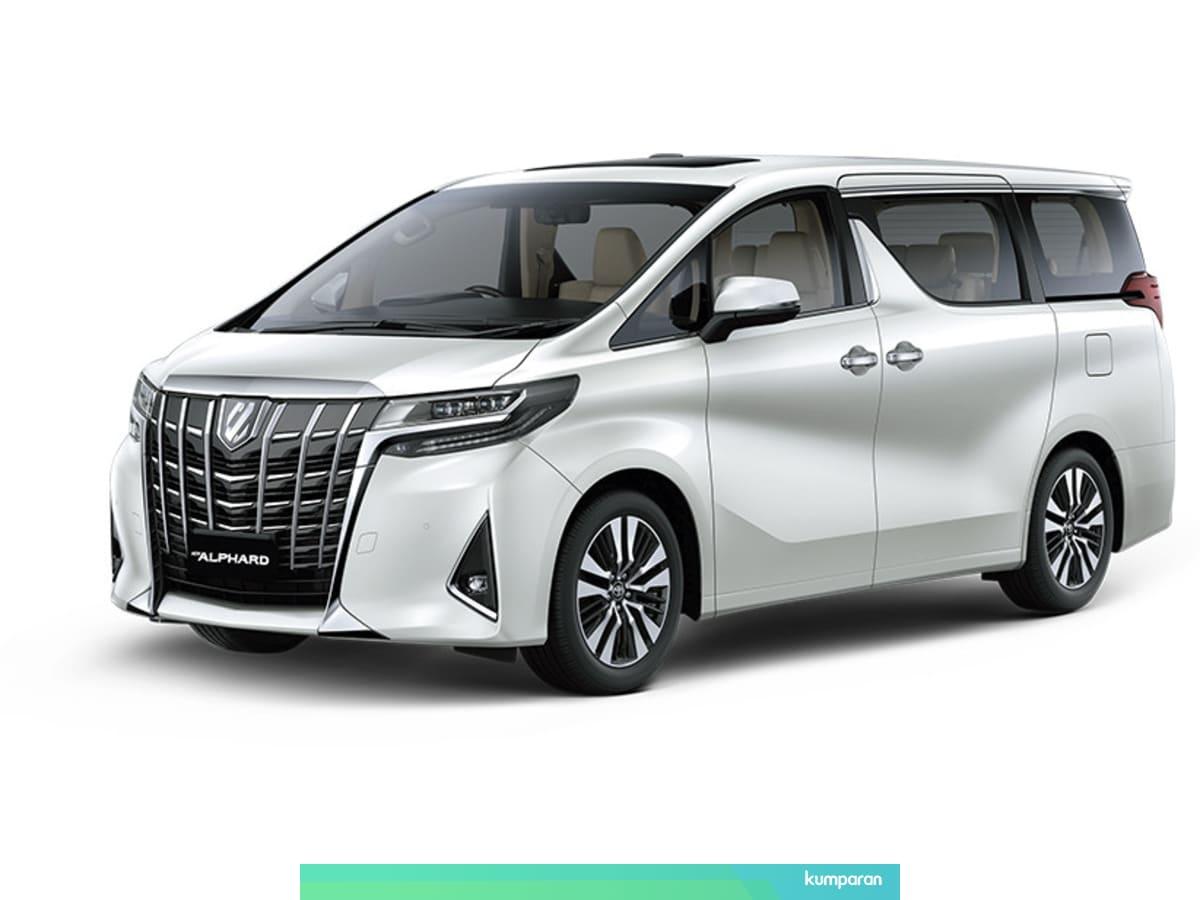 Kelebihan Harga Toyota Alphard Spesifikasi
