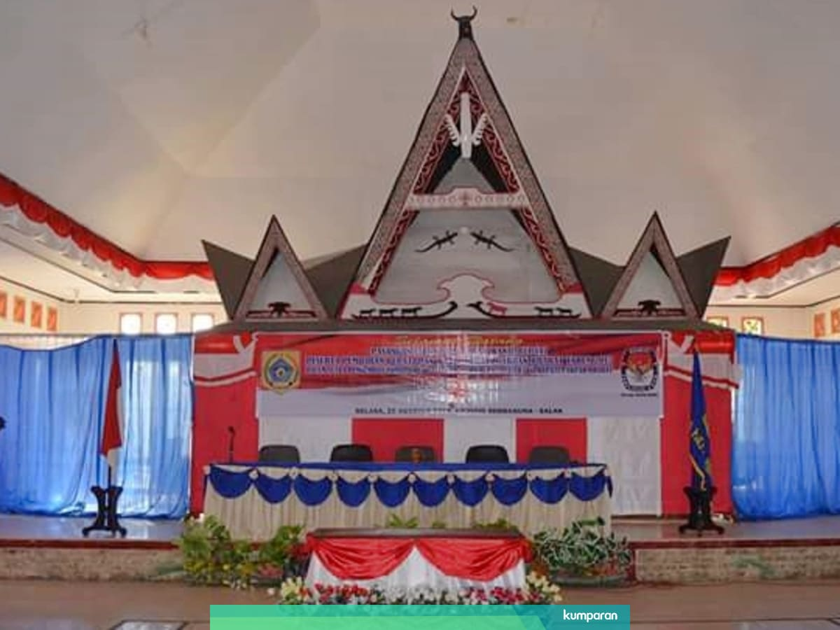 Mengenal Kabupaten Pakpak Bharat Yang Bupatinya Di Ott Kpk Kumparan Com