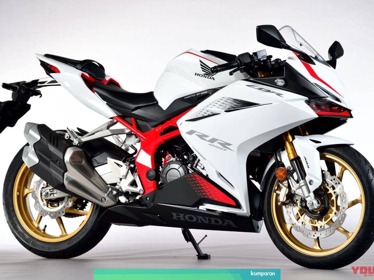 New Honda Cbr 250 Rr Bakal Meluncur Juli 2020 Kumparan Com