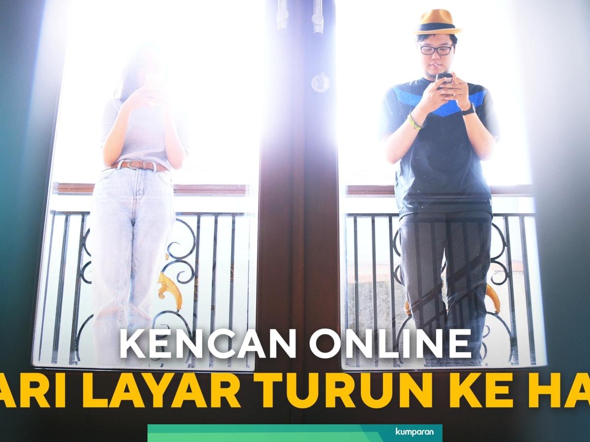 Iseng Hingga One Night Stand Alasan Mereka Yang Lakukan Kencan Online Kumparan Com