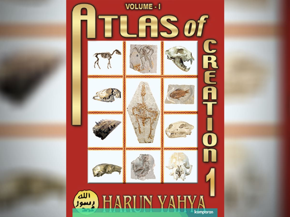 Buku Atlas Penciptaan Harun Yahya Disebut Tak Masuk Akal Oleh Ilmuwan Kumparan Com