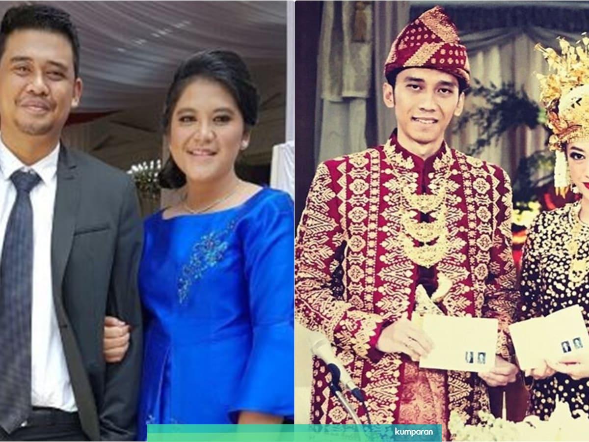 Melihat 12 Perbedaan di Pernikahan Anak Presiden Jokowi dan SBY