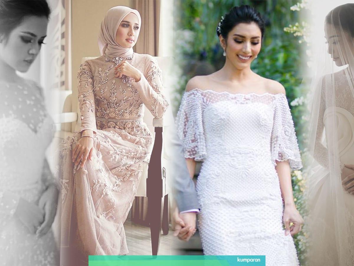 11 Gaun Pernikahan Artis Paling Memikat Sepanjang 20111 - kumparan.com