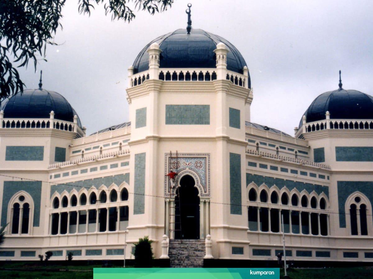 5 Landmark Historis Di Medan Yang Menawan Kumparan Com