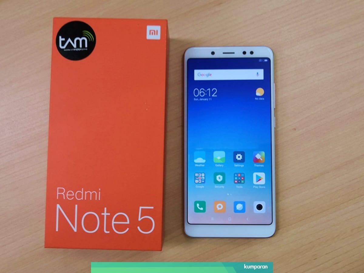 Harga Xiaomi Redmi 5a Dan Redmi Note 5 Naik Jadi Berapa Kumparan Com