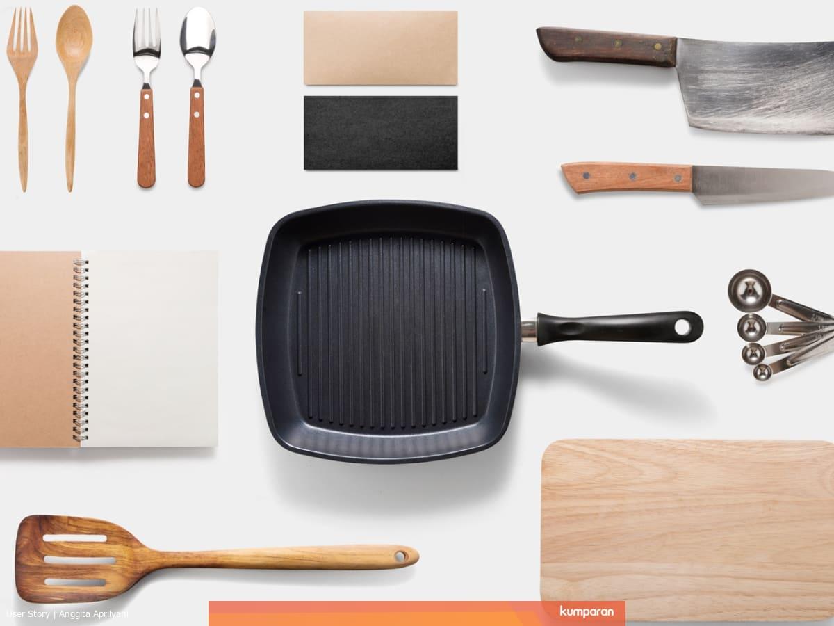 Mari Mengenal Alat Alat Dapur Bagian 1 Kumparan Com