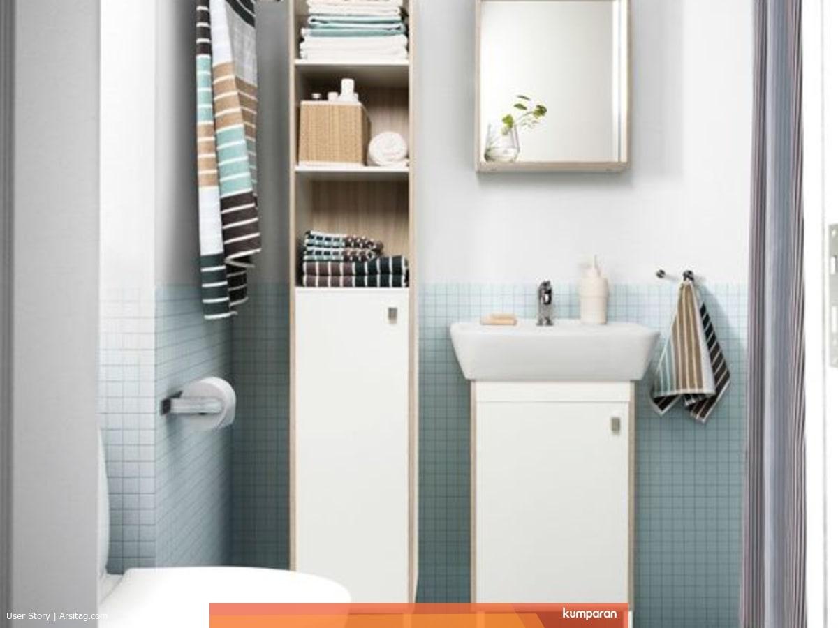 ide desain rak kamar mandi keren dan stylish 1sgapaMLppj