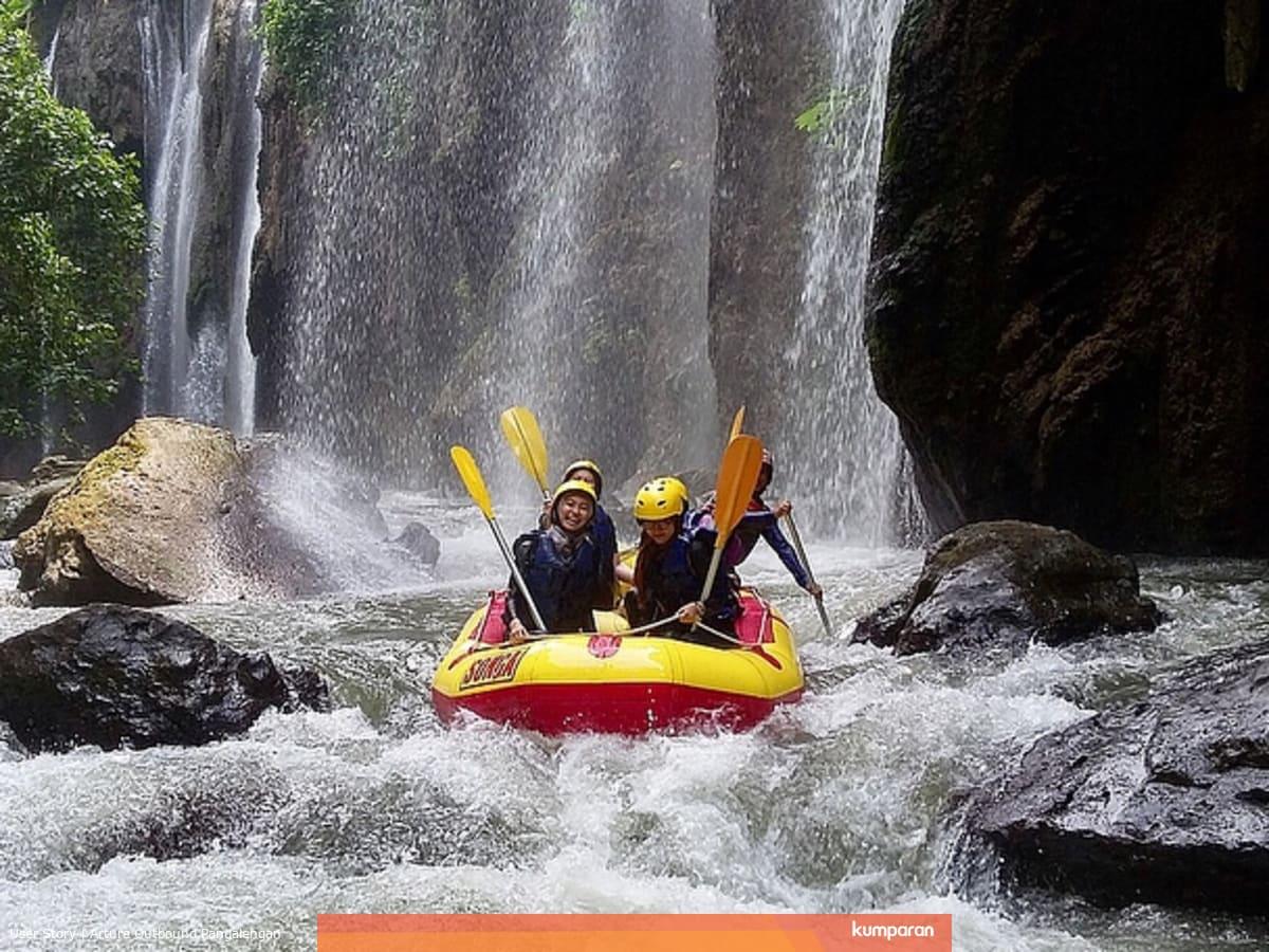 Mengenal Dunia Rafting Alias Arung Jeram Kumparan Com