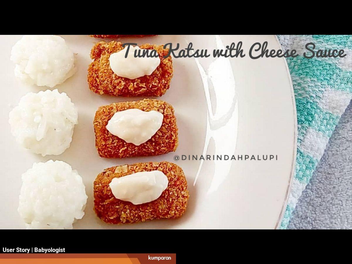 resep mpasi tuna katsu with cheese