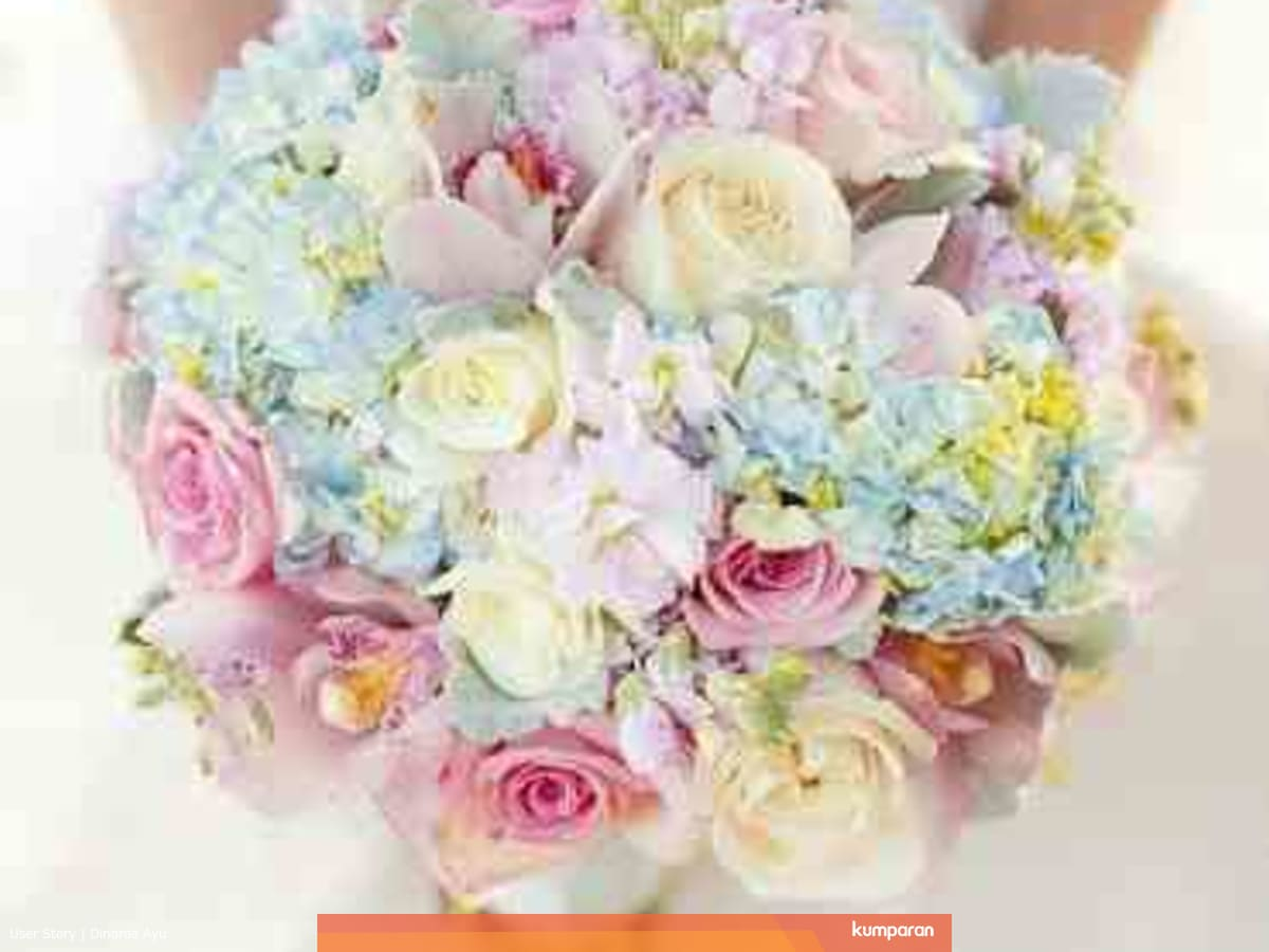 Makna Di Balik Warna Bunga Mawar Kumparan Com