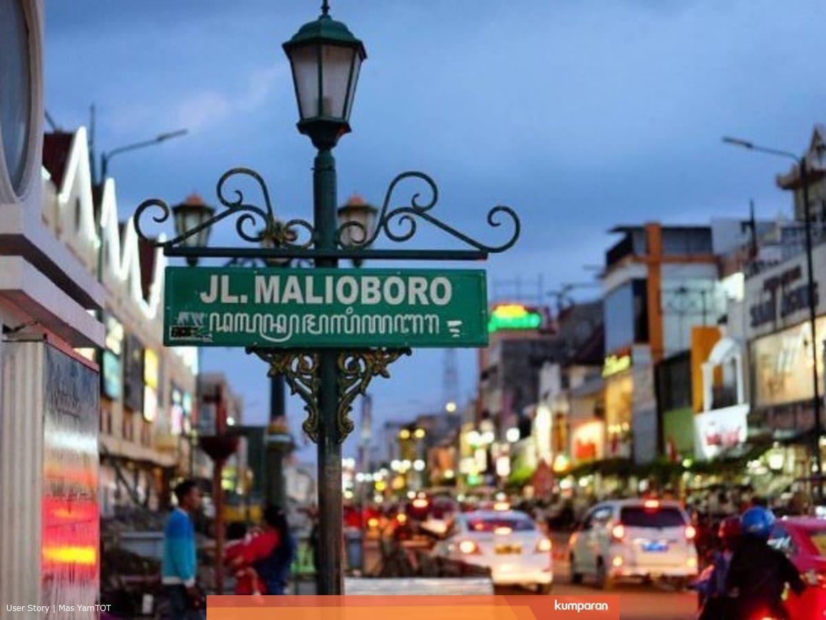 Di Jogja Selama 3 Hari Jalan Jalan Ke 7 Tempat Wisata Terpopuler Dan Menarik Kumparan Com
