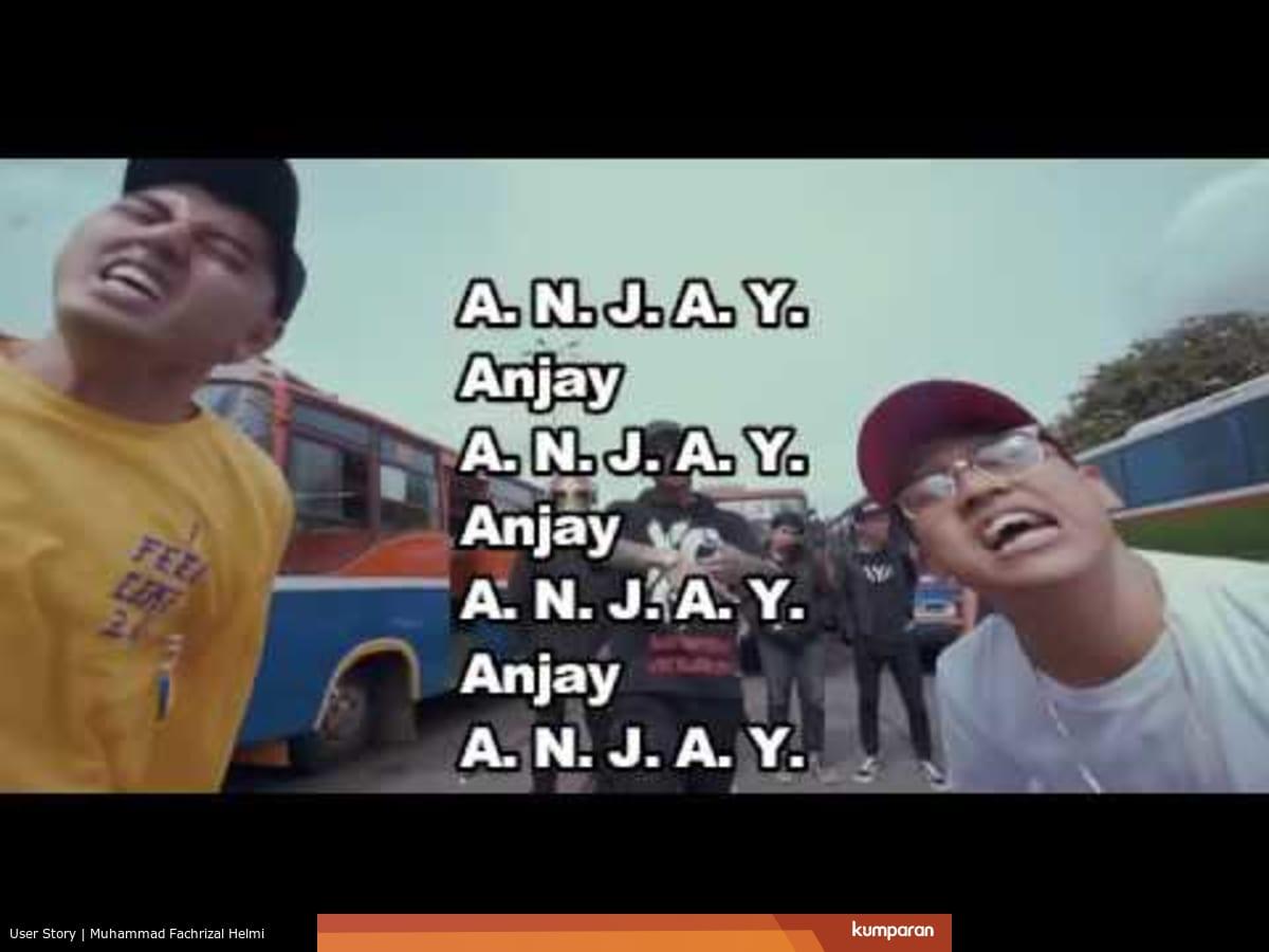 Anjay sebagai Ekspresi Bahasa Kekinian - kumparan.com
