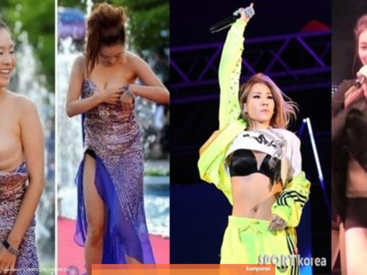 Foto Baju Artis Korea 6 Kejadian Hot Namun Memalukan Yang Dialami Oleh Artis Korea Kumparan Com
