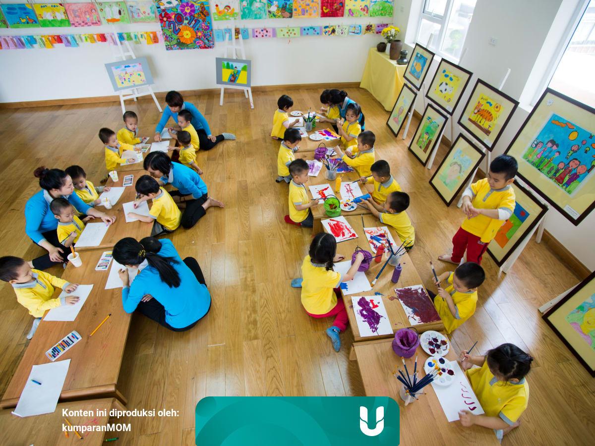 Biaya Masuk Sekolah Kb Dan Tk Di Jaktim Tahun Ajaran 2020 2021 Kumparan Com