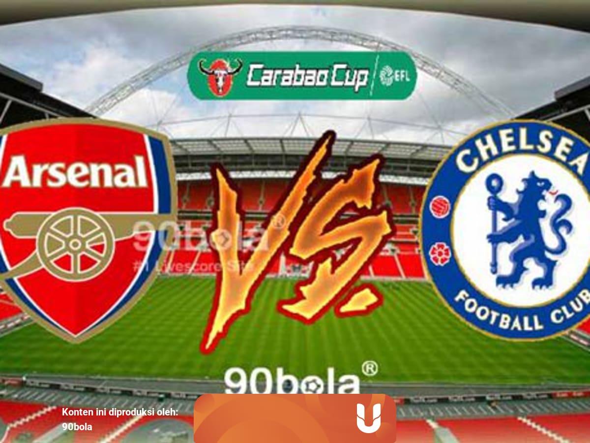Arsenal VS Chelsea, Tampil lepas | kumparan.com