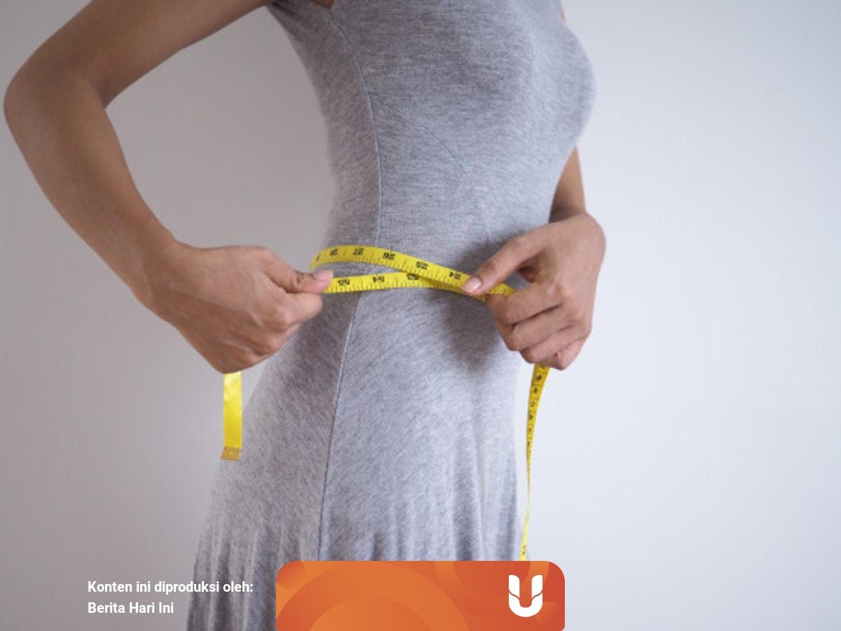 5 Cara Menurunkan Berat Badan Dalam Seminggu Secara Alami Kumparan Com