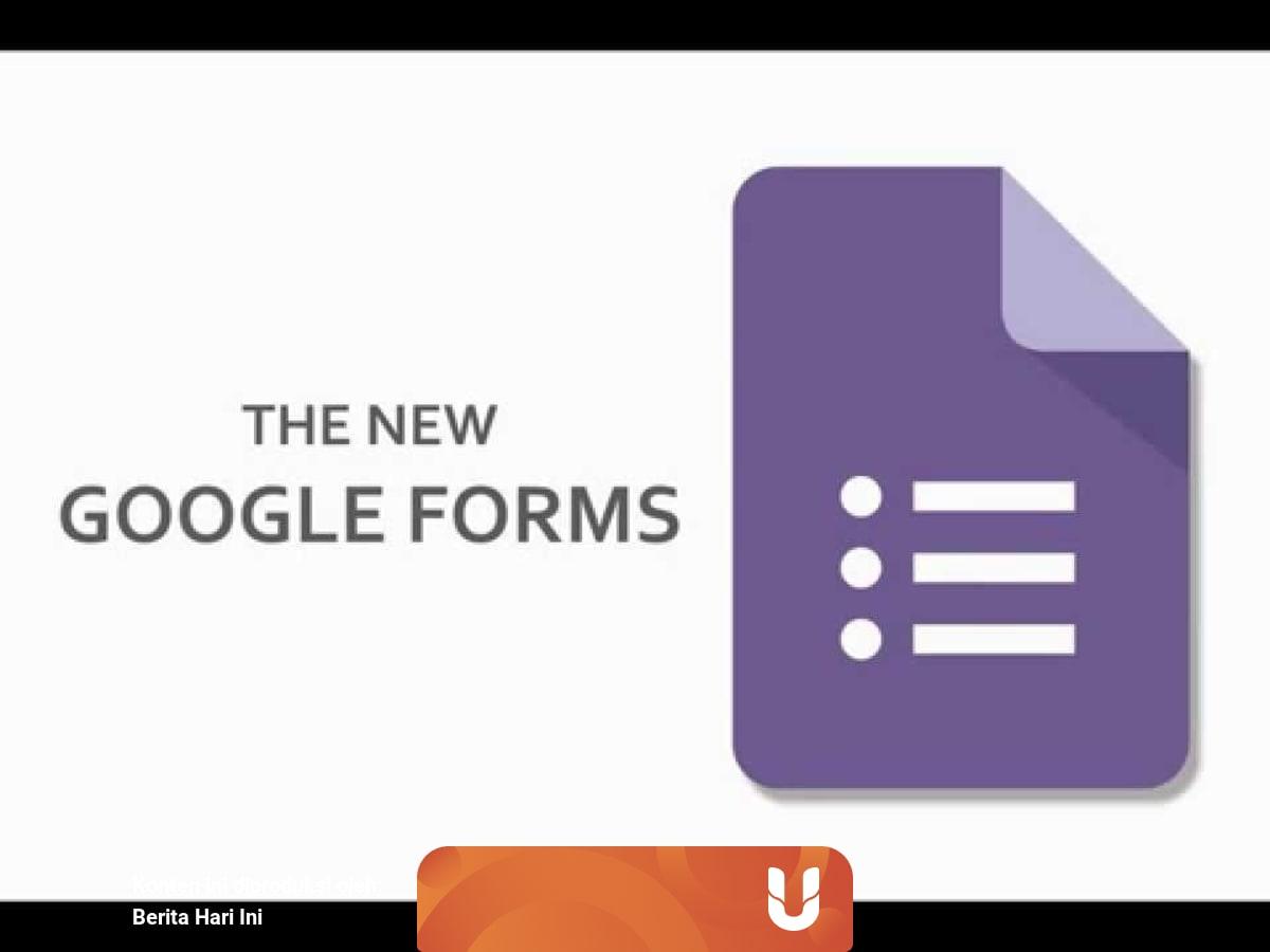 Cara Membuat Google Form Dengan Mudah Dan Cepat Kumparan Com