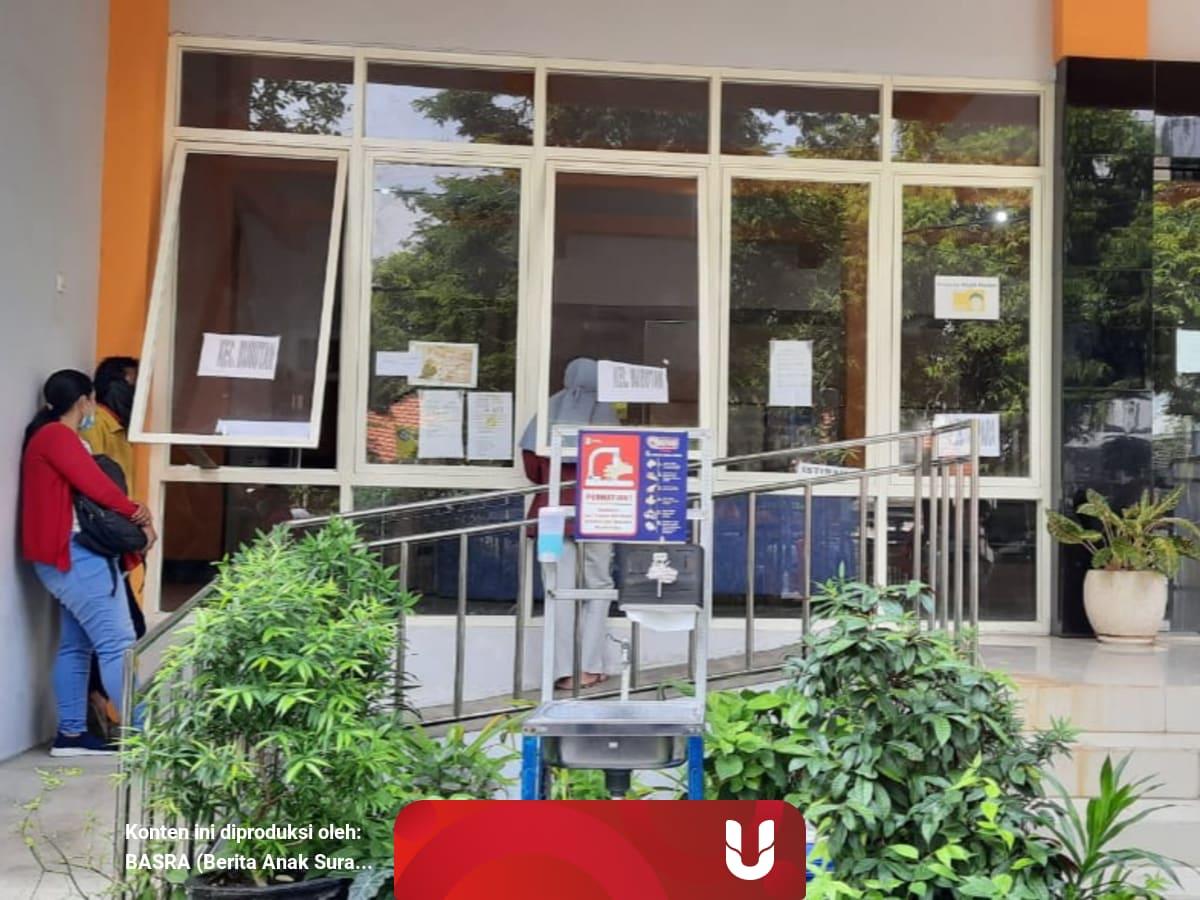 Pegawai Positif Covid 19 Kantor Kecamatan Bubutan Tutup Sementara Kumparan Com