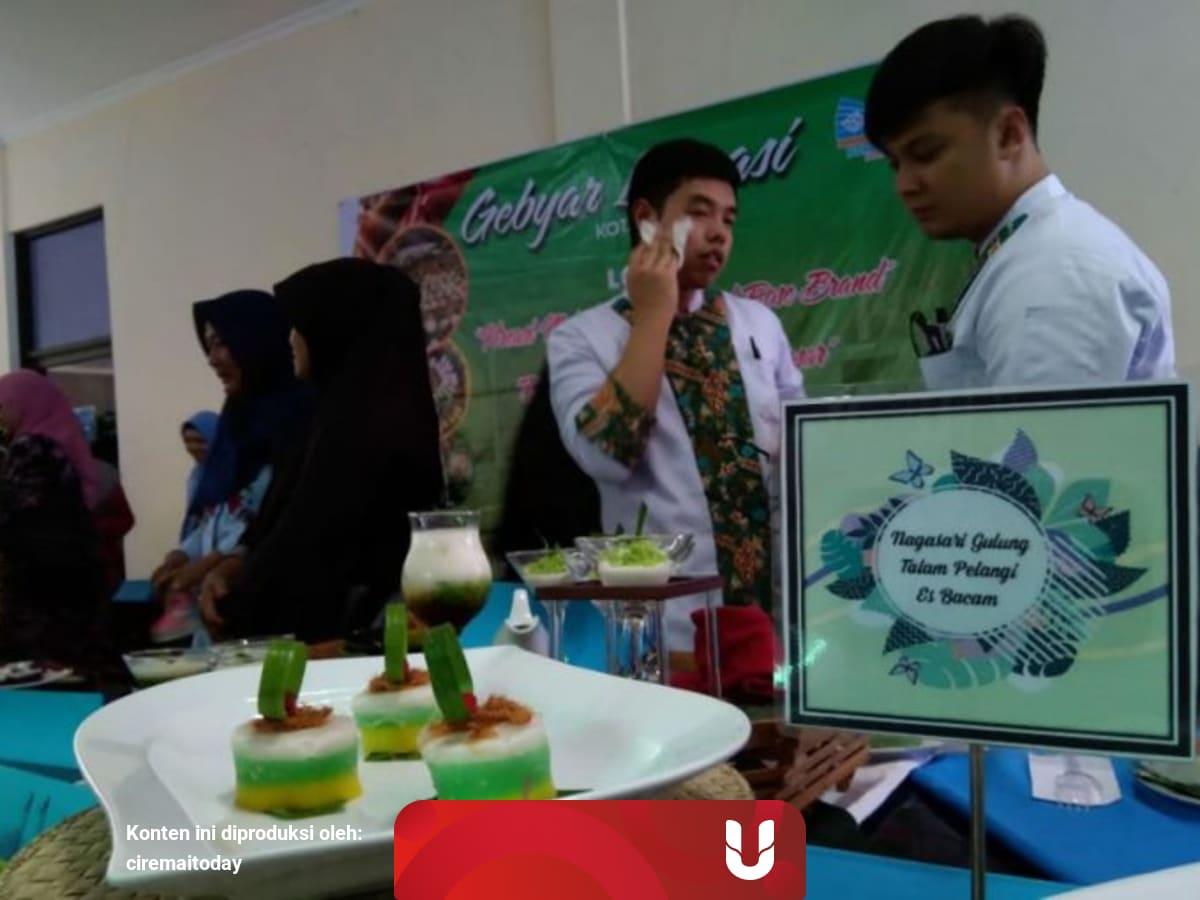 Perpustakaan 400 Kota Cirebon Tampilkan Kreasi Makanan Tradisional Kumparan Com