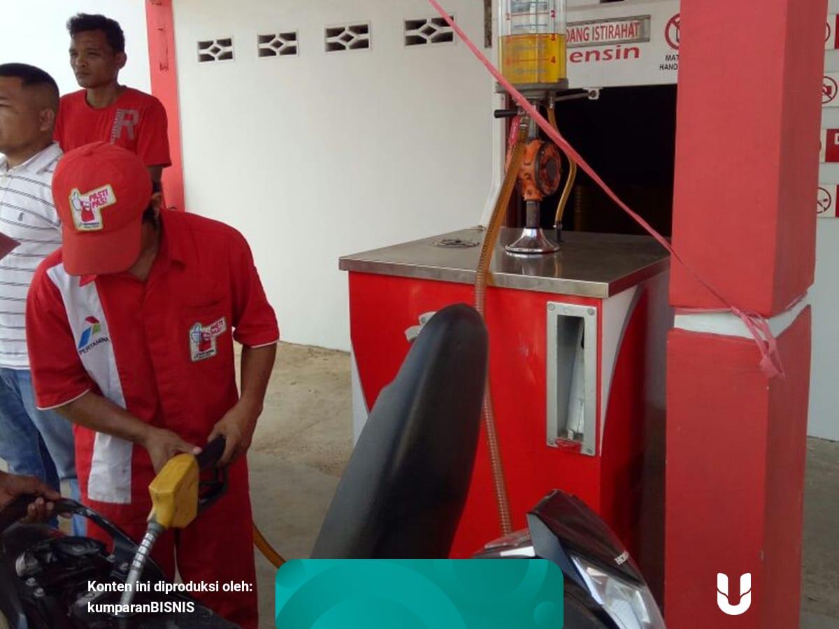 Modal Di Bawah Rp 100 Juta Berikut Syarat Bikin Spbu Mini Kumparan Com