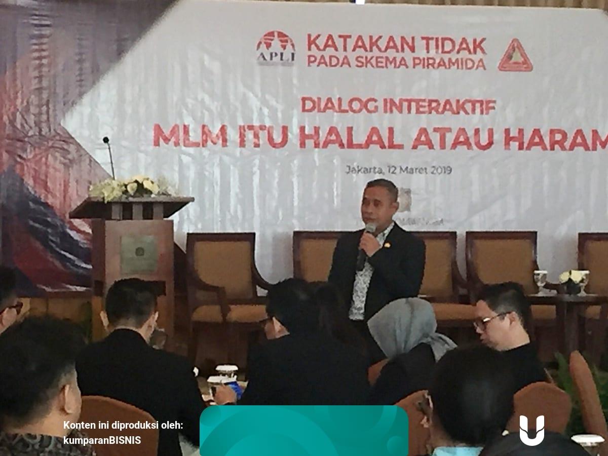bisnis dvejetainis variantas halal atau haram