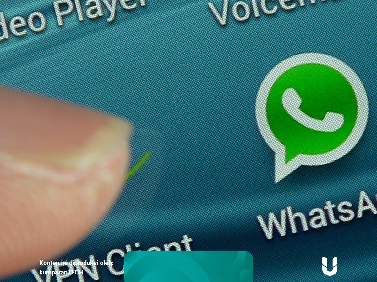 Begini Cara Kirim Foto Dan Video Ukuran Asli Di Whatsapp Kumparan Com