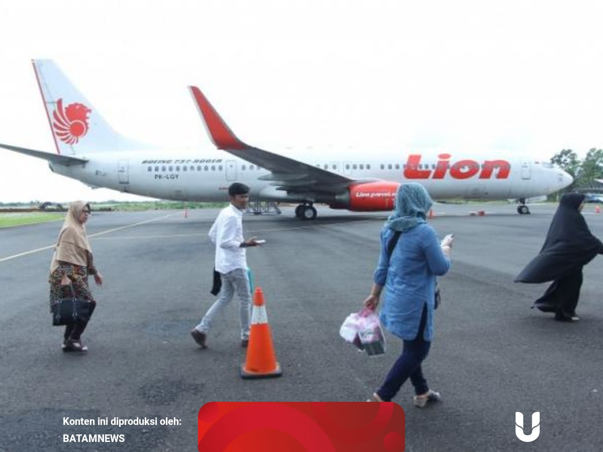 Tarif Bagasi Berbayar Lion Air Terpantau Naik Kumparan Com