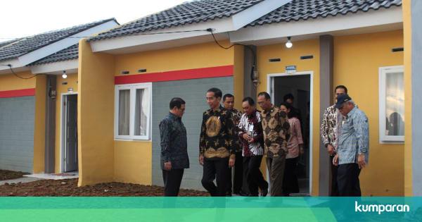 Jokowi Teken PP Tapera, Gaji Pekerja Siap-siap Dip