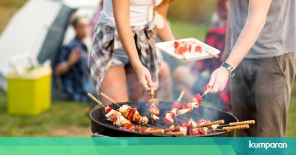 Tips Mengadakan Pesta Barbeque Murah dan Antirepot di