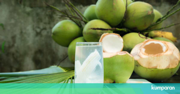 Minum Air Kelapa Di Pagi Hari Apa Manfaatnya Untuk Ibu Hamil Kumparan Com