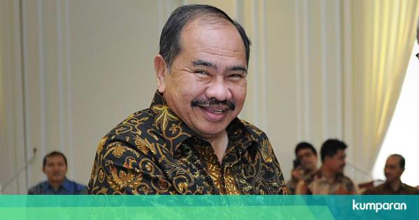 Kepala PPATK, Kiagus Ahmad Badaruddin, Meninggal Dunia